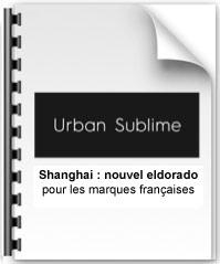 Ebook Shangai, nouvel eldorado pour les marques françaises
