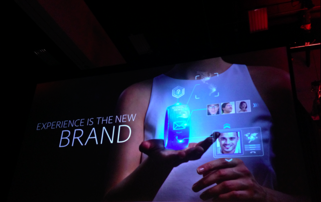experience brand